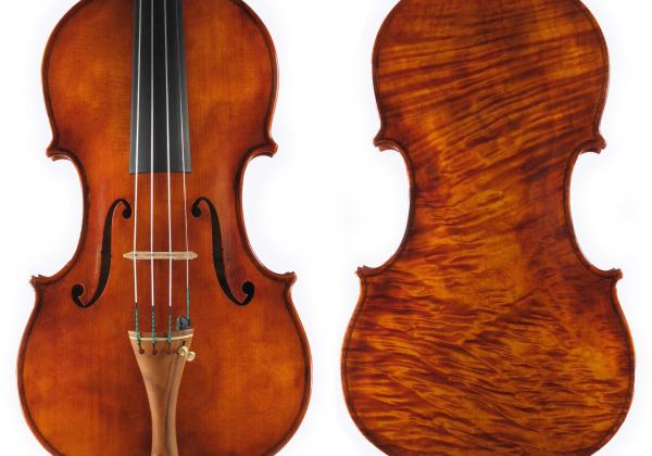 Rhiannon gave me the confidence to buy a violin online: Her top reputation is deserved