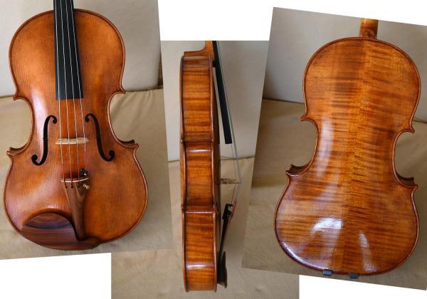 Stankov viola front, side and back