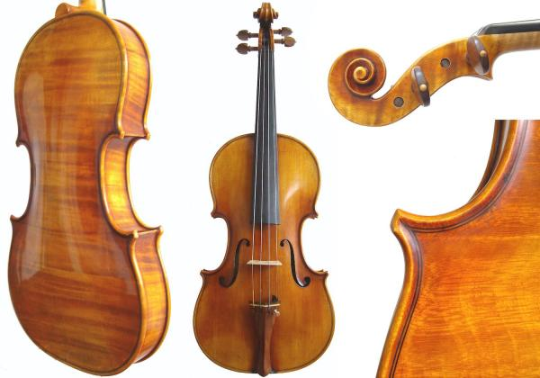 Fiddleheads is the number one violin shop in Western Canada