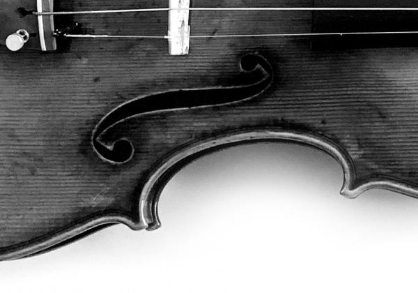 The instrument is beautiful, the set-up is perfect, and the tone is amazing for a new instrument.