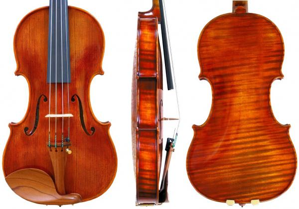 I trusted Rhiannon with this search for the best violin in my budget
