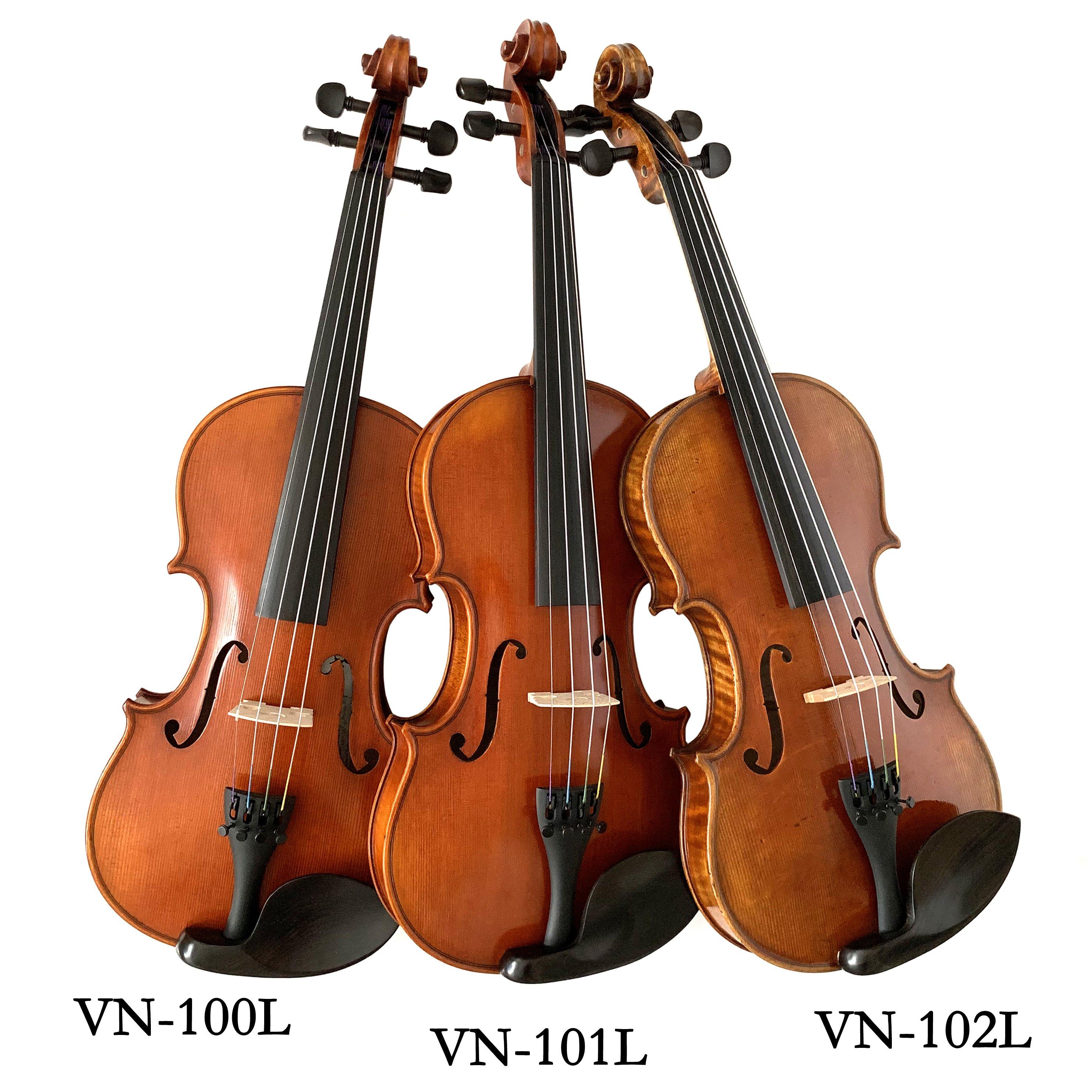 Left-Handed Violins