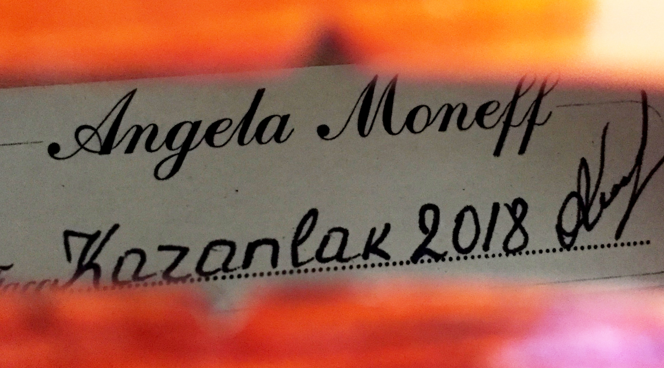 Angela Moneff Violins