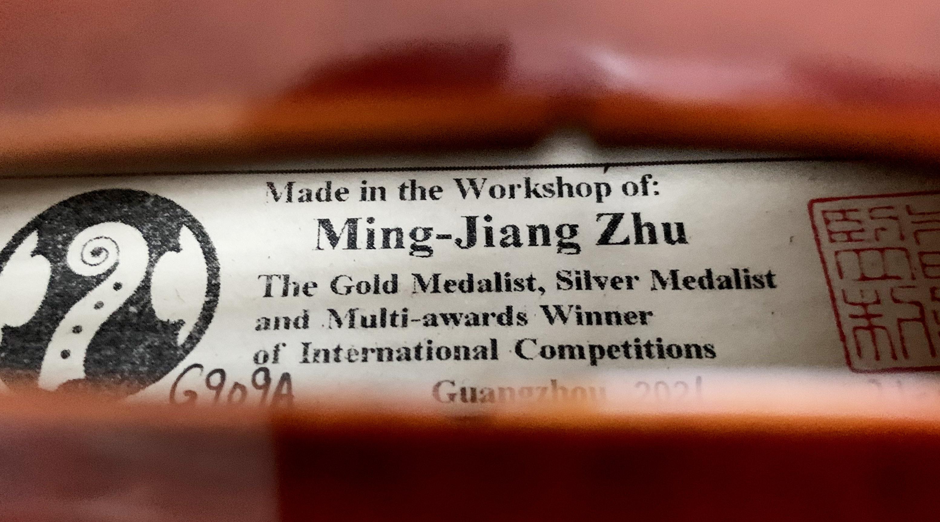 Ming Jiang Zhu - Fiddleheads Series