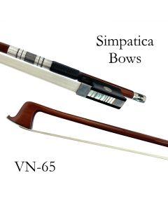 Simpatica VN-65 Pernambuco Bows (Advanced to Professional)