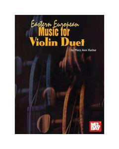 Book: Eastern European Music for Violin Duet
