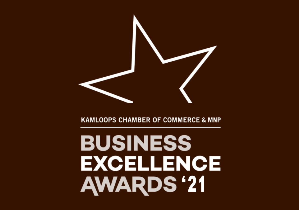 Kamloops Chamber 2021 Business Excellence Awards
